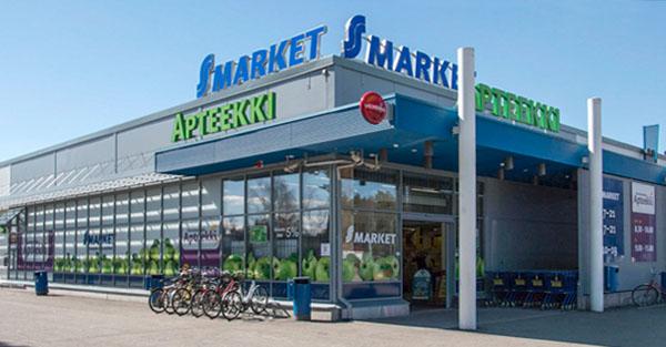 K Supermarket Tornionmäki